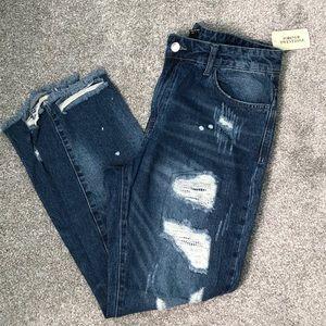 Denim - NWT Boyfriend Denim Jeans